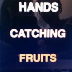 Hands catching fruits, 2013